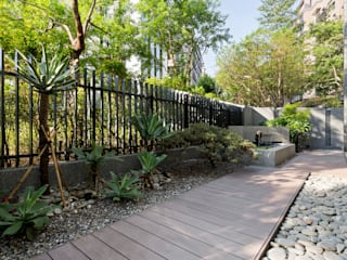 大地工房景觀公司 Garden Fencing & walls