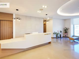 Hospitals by 위아카이(wearekai)