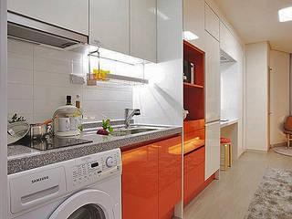 에이프릴디아 Built-in kitchens