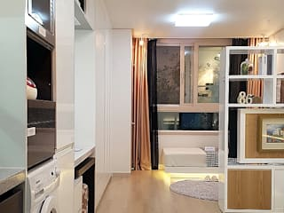 에이프릴디아 Modern living room