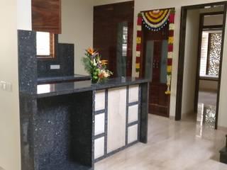 Kitchen :  Kitchen by Geometrixs Architects & Engineers