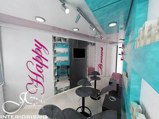 Diseño interior comercial de MAHO arquitectura y diseño, C.A Moderno