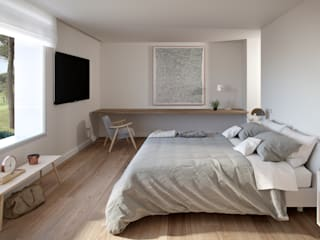 Graph Visual Studio Modern style bedroom