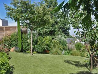 Jardin en Essonne: Jardin de style  par  Sophie Durin | Empreinte Paysagère