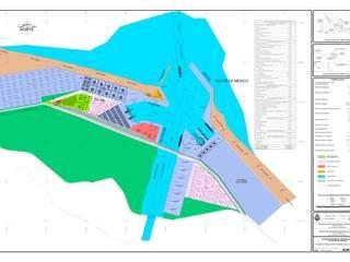 Bodegas industriales de GARBO Arquitectos Industrial