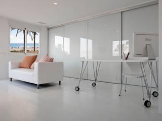 Proyecto Interiorismo Salones de estilo minimalista de Cristina Beltrán Arquitectos Minimalista