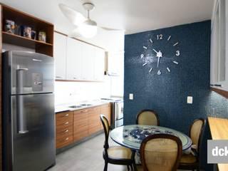 Projeto e gerenciamento reforma apartamento casal :   por dck arquitetos