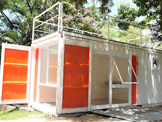 od Casa Container Marilia - Barros Assuane Arquitetura