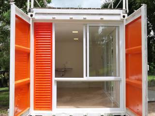 de Casa Container Marilia - Barros Assuane Arquitetura