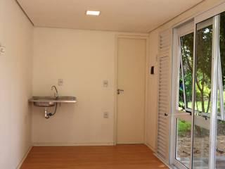 von Casa Container Marilia - Barros Assuane Arquitetura
