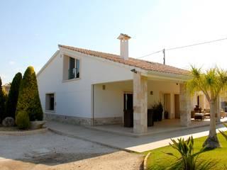 Rehabilitación casa de campo y decoración de interiores en Elche (Alicante) de Asun Montoya Estudio Interiorismo Mediterráneo