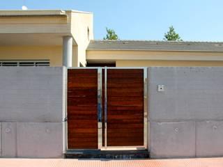 Construcción y diseño de interiores de chalet en Daya Nueva (Alicante) de Asun Montoya Estudio Interiorismo Mediterráneo