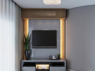 حديث  تنفيذ Camila Pimenta | Arquitetura + Interiores, حداثي