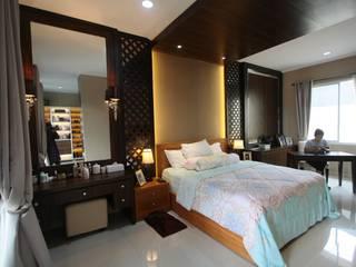 Home sweet home di Grand Galaxy:  Kamar Tidur by Exxo interior