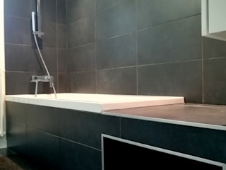 Bathroom by Lionel CERTIER - Architecture d'intérieur