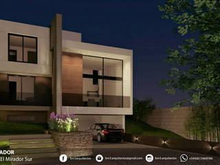 CASA EL MIRADOR de BM3 Arquitectura Moderno