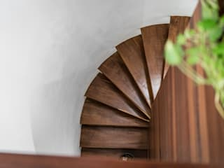 โดย Art.chitecture, Taller de Arquitectura e Interiorismo 📍 Cancún, México. ทรอปิคอล