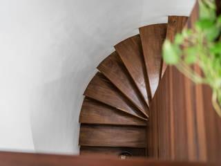 от Art.chitecture, Taller de Arquitectura e Interiorismo 📍 Cancún, México. Тропический