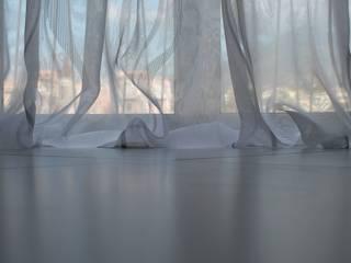 Dormitorios de estilo moderno de Matafora Tessili e Dintorni Moderno