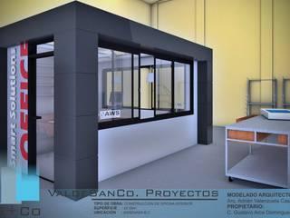 de style  par Aval Proyectos, Industriel