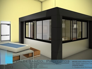 industrial  by Aval Proyectos, Industrial