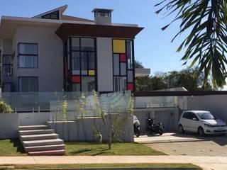 Residência Condomínio Alvim por Hérmanes Abreu Arquitetura Ltda Moderno