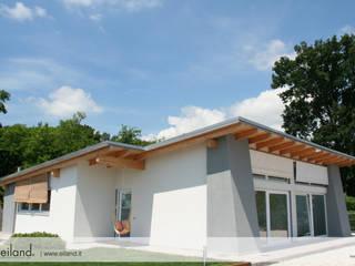 Sopraelevazioni, ampliamenti e restauri di EILAND Moderno