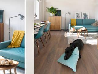 Living room by Анна Морозова, Scandinavian