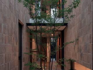 M-HOUSE 2016: 安藤貴昭建築設計事務所が手掛けた庭です。