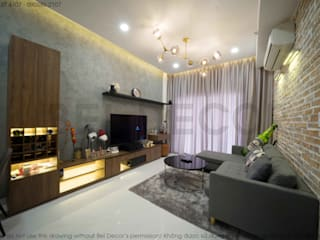 Modern living room by Bel Decor Modern