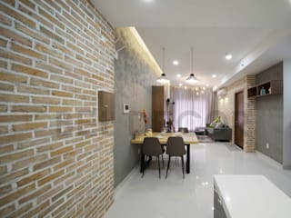 Project: HO1784 Apartment (IC)/ Bel Decor :  Phòng ăn by Bel Decor