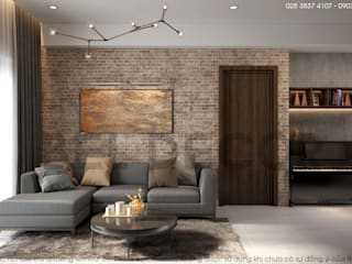 Project: HO1784 Apartment (ID)/ Bel Decor bởi Bel Decor