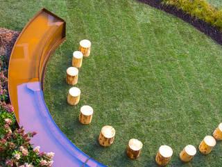 Jardines modernos: Ideas, imágenes y decoración de LUCIA PANZETTA - PAESAGGISTA Moderno