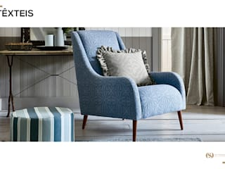 Têxteis: Quartos  por MY STUDIO HOME - Design de Interiores