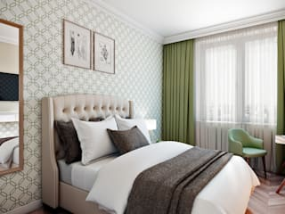 Classic style bedroom by CO:interior Classic