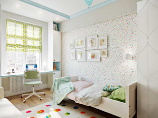 Kamar Bayi & Anak by CO:interior