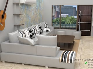 Living  area design:   by Florence Management Services