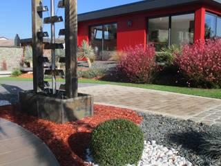 Abri de jardin contemporain Jardin moderne par Berger Jardins Moderne