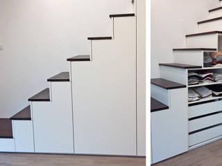 Stairs by Schreinerei & Innenausbau Fuchslocher