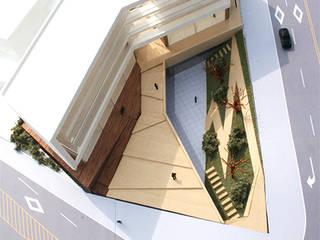 천안 복합시설 : (주)건축사사무소 예인그룹의  계단