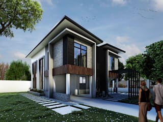 Villas by DJD Visualization and Rendering Services