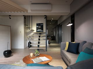 在休閒風設計中傾聽生活、感受溫度 根據 星葉室內裝修有限公司 現代風