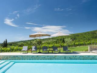 Infinity Pool by MAURRI + PALAI architetti,