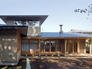 暮らしを楽しむ家: 小町建築設計事務所が手掛けた木造住宅です。,