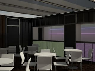 Lounge por PROJETARQ
