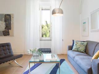 Gallery: Soggiorno in stile  di Firenze Home Interiors & Restyling d'Interni