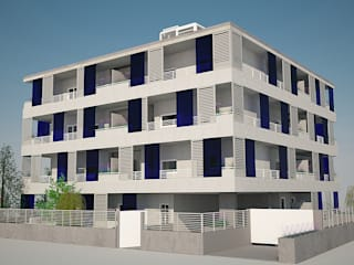 por Paolo Baldassarre Architetto Moderno