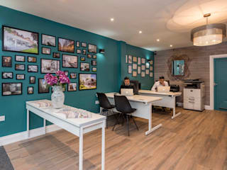 High Street Office من The Market Design & Build حداثي