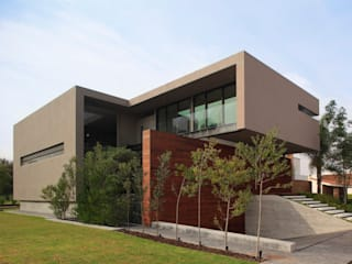 M2 HOUSE Hernandez Silva Arquitectos Modern houses