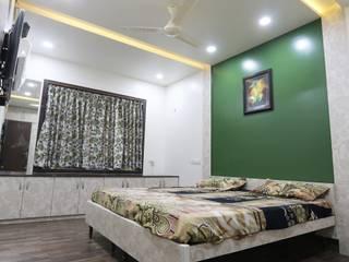 bedroom interior design:  Bedroom by Designaddict